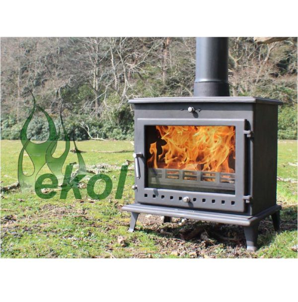 Ekol-Crystal-12-woodburning-mulit-fuel-stove-outdoor