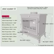Ekol-Crystal-12-woodburning-mulit-fuel-stove-specifications