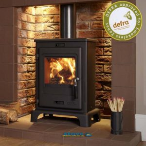 Flavel Dalton wood burning stove UK
