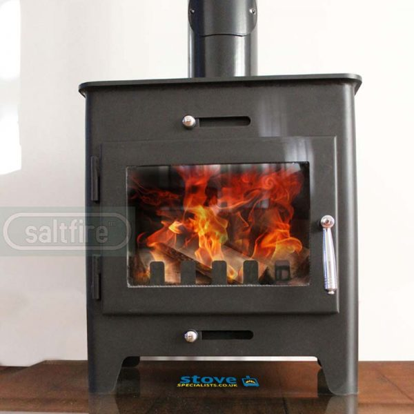 Saltfire ST1 wood burning stove UK