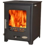 Woolly Mammoth Stoves UK 5 - 5kw multi-fuel