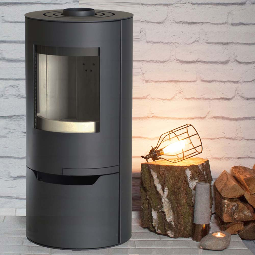 Woolly Mammoth 6 Wood burning stoves modern contemporary stove