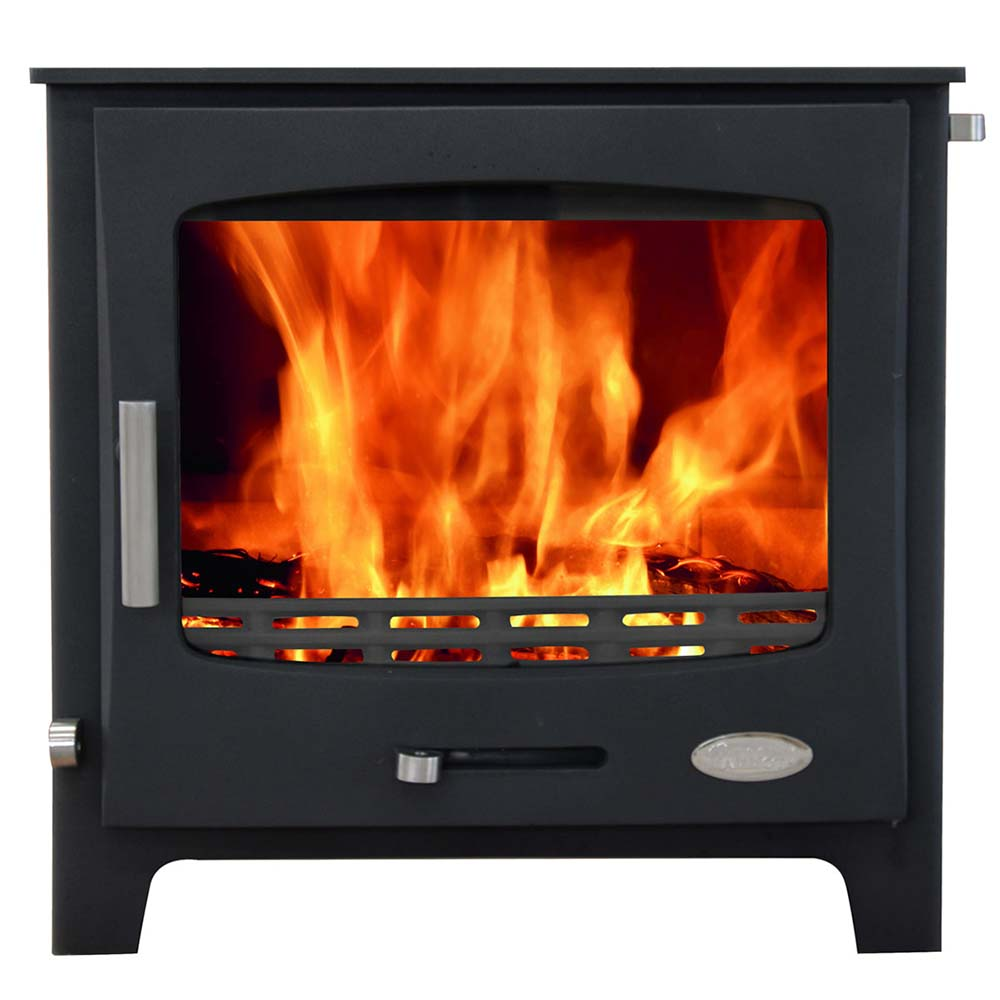 Woolly Mammoth 7 multi-fuel stove high output