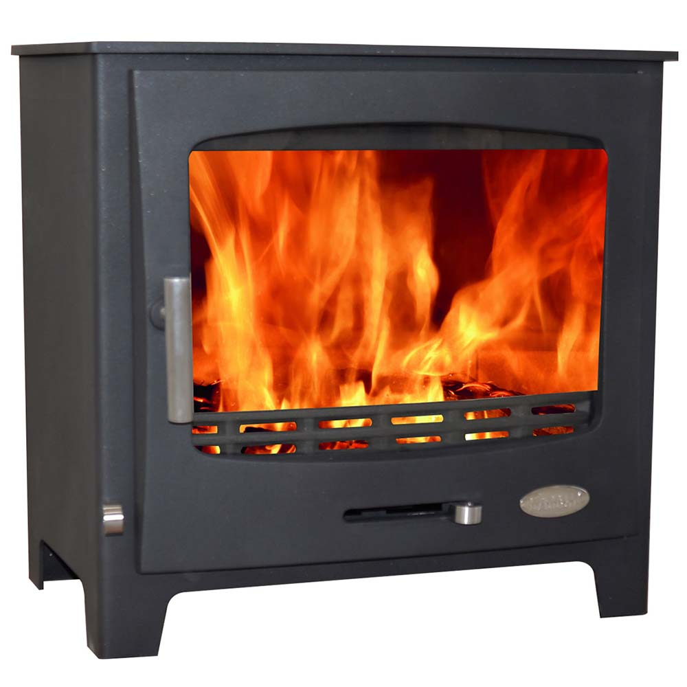 Woolly Mammoth 7 multi-fuel wood burning stove by Stove Specialists UK