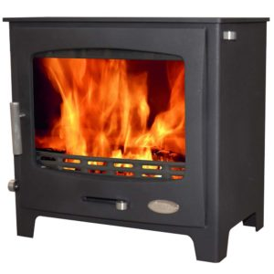 Woolly Mammoth 7 multi-fuel stove wood burning